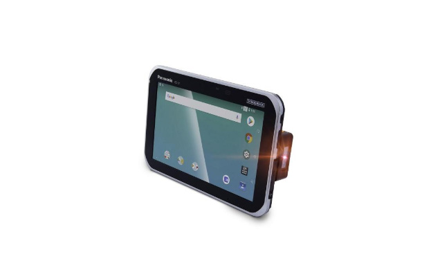 Panasonic Introduces New Range of Androidbased HandheldTOUGHBOOK