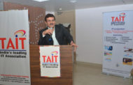 Session on 'How to adopt and grow your business in the Digital First World' hosted by TAIT