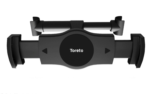 Toreto Forays into Active Lifestyle Product Range with GRAB and GRAB-S Mobile Mounts