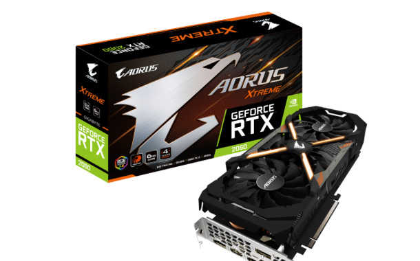 GIGABYTE Unveils New Series of Graphic Card
