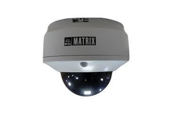 Matrix IP Cameras come with Superior Components