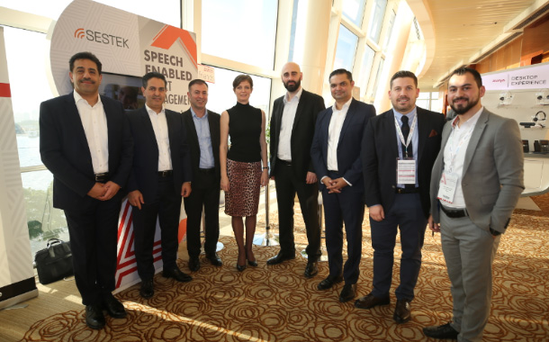 Avaya and Sestek to bring voice-enabled smart technologies