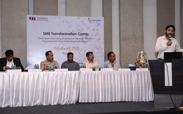 Power2SME expands business footprint; forays into Chhattisgarh