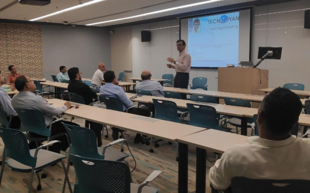 The International Association of Microsoft Channel Partners (IAMCP), conducts Workshop on Security in Mumbai