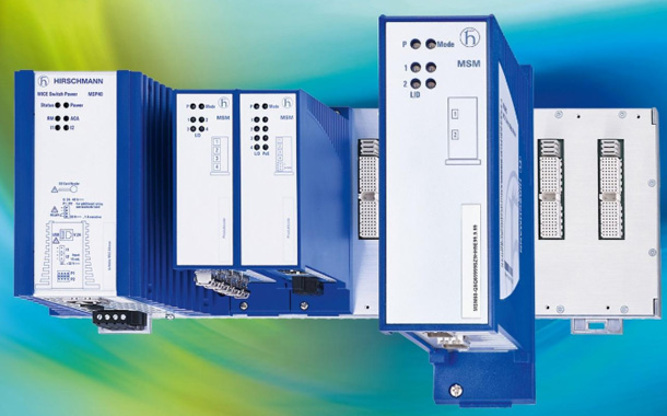 Belden Industrial Switch Enables to Meet Increasing Bandwidth Need