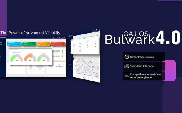 GajShield Introduces GajOS: Bulwark 4.0 worldwide for Ultimate Cyber Defense