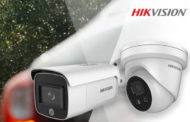 Hikvision acusense Network Cameras