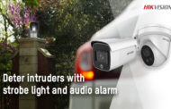 Hikvision Releases AcuSense Network Cameras