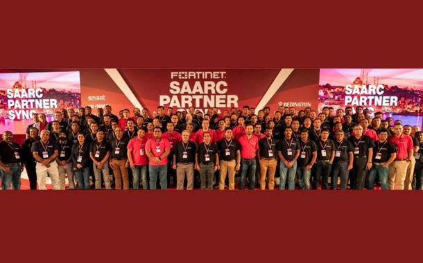 Fortinet's SAARC PartnerSync 2019