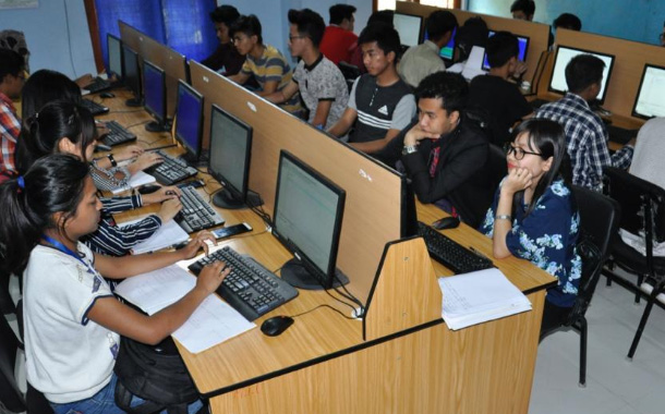 Radiant Info Solutions Commissions IT Lab at MTU Imphal