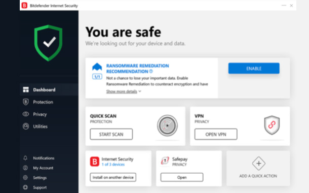 Bitdefender 2020 Protects Against Cyberbullying and Online Predators