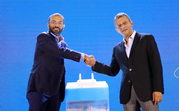 Cisco rolls out high-speed public WiFi with Google Station in India