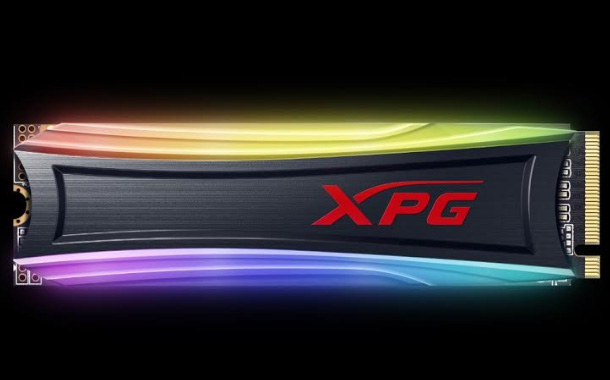 ADATA Launches XPG SPECTRIX S40G RGB Gaming SSD