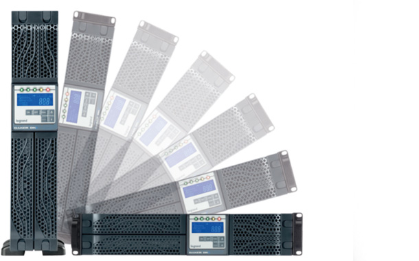 Numeric strengthens its product portfolio, introduces DAKER DK PLUS - Rack Tower Convertible UPS