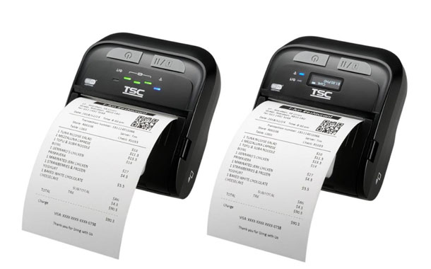 "TSC Launches New Mobile Printer ""TDM-30"" in India"