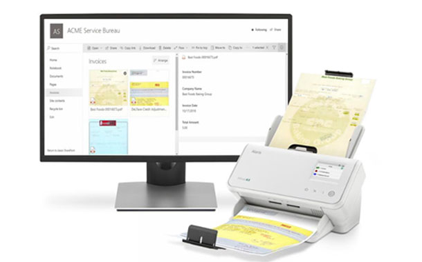 Kodak Alaris' New Network Scanning Solutions Fast Tracks Channel Partners' Growth