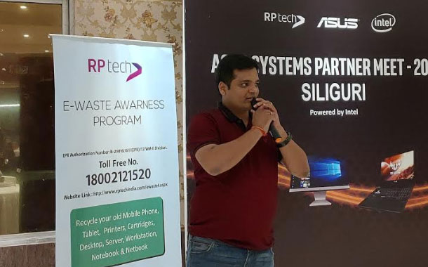 RP tech India reaches out to 700 partners on its e-waste management efforts