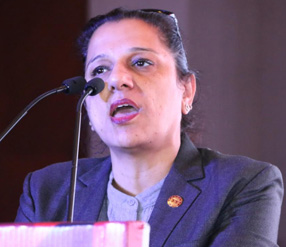 Ms. Puneet Kaur Kohli, Group Executive Vice President IT & CTO, Bajaj Capital