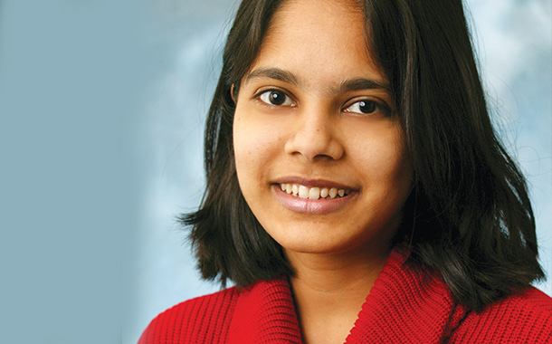 Aruna Reddy- Director of Global Partner Services, Microsoft India