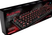 HyperX ALLOY FPS Gaming Keyboard @ INR 8,999