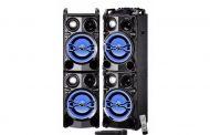 Zebronics announces Monster pro x10, pro 2x10 Tower Speaker
