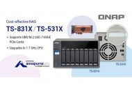 QNAP's TS-831X and TS-531X NAS now Support QM2 Expansion Cards