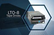 Quantum Unveils LTO-8 Tape