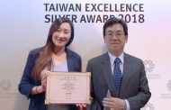 Zyxel Multy X Clinches Silver Award at Taiwan Excellence Awards